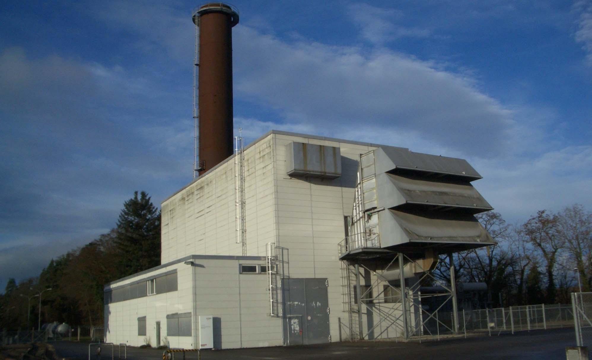 Lohrmann Gas Turbine Generators